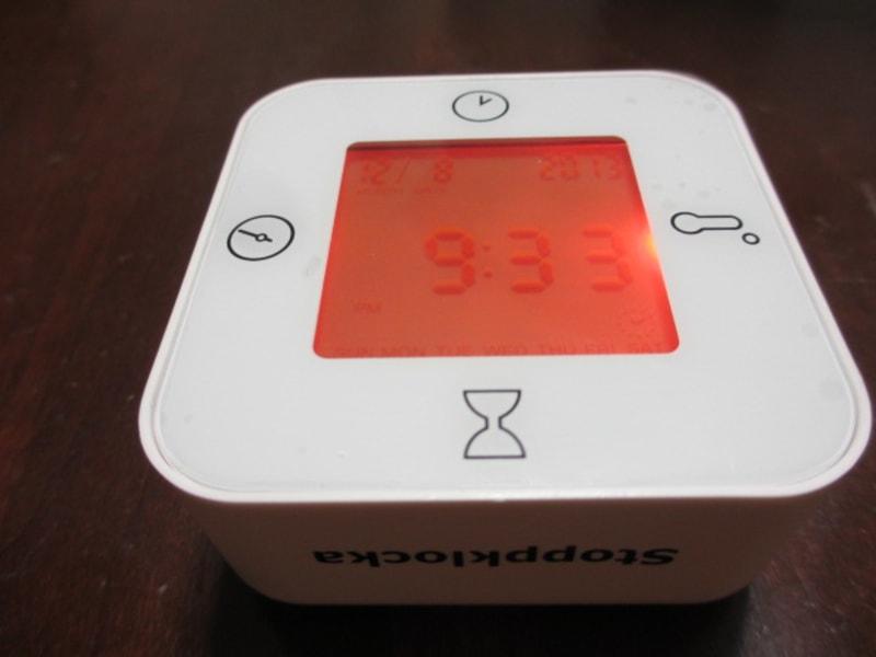 「LOTTORP(IKEA)」という目覚まし時計はとてもオススメ!