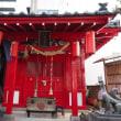 北区王子 装束稲荷神社を参拝