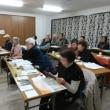 🎵 今年初のカラオケ教室は、 20人近くの部員が 「 どなたも歌がうまいんだから!」