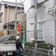太陽熱温水器(ソーラー)撤去工事
