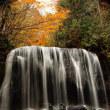 秋の裏磐梯と達沢不動滝