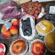 秋の果物いっぱい