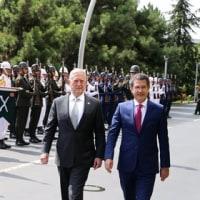 トルコはアメリカにシリアのYPGを支援しないよう要請した