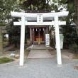 道了神社(みちりょう神社)参道橋  柳川市三橋町