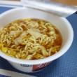 マルちゃん 麺ダイニング ワンタン麺 醤油味。