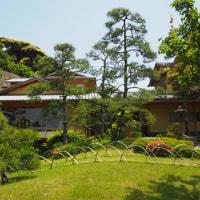 旧吉田茂邸の見学