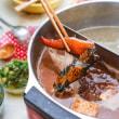 火鍋用サーモンの頭を探している 中国の海鮮ビュッフェチェーン