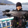 ヒラスズキ、クロの釣果  2月21日