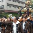 天祖神社祭礼最終日