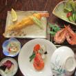 新メニューコース料理3800円 うすい山荘まで。