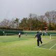 最後の健康テニス教室