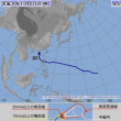 台風26号 ⑬ ~熱帯低気圧~