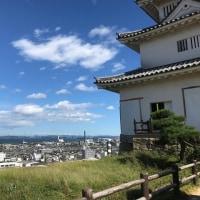 香川県丸亀市内観光  「丸亀城」         2018-10-06