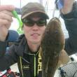 【マゴチ便】ヒット10匹未満 ※他魚種含む。約45~60cm 2名 7月下旬 昼便