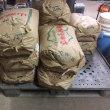 ブランド米籾摺り完了