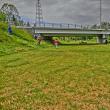 河川敷の草刈り大作戦---札幌市清田区厚別川(一級河川)