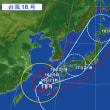 二つの恐怖 ー北の暴挙・ 台風18号の襲来