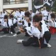 朝霞富士見町内会祭りの夏舞徒・・6