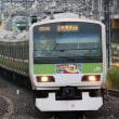 2017.8.11 中央総武緩行線209系、山手線E231系