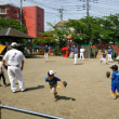 フラワー幼稚園 野球体験会
