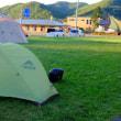 2017年ツーリング7回目(9月16日から17日)西興部森林公園キャンプ場