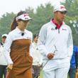 ケプカからも勉強 香妻琴乃がシーズン最終戦で1カ月ぶり復帰