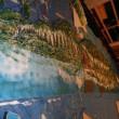 市民劇場 15mの束稲山描きました。