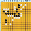 囲碁死活1227官子譜