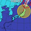 「台風18号」