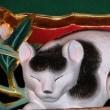 眠り猫(世界遺産日光社寺)