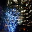 麻布十番2丁目より見た東京タワー