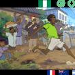 【Googleのロゴ】ワールドカップ 2018 Day-3