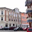 ハールブルク市庁舎と、その近辺
