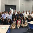 富永紀子先生、素敵です♪ーー外国人向け企業研修「和食作りでチームビルディング」