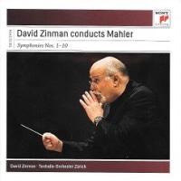 D.ジンマン+チューリヒ・トーンハレ管=マーラー「交響曲全集」
