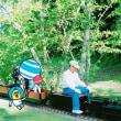 島田市中央公園 ミニSL🚂