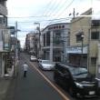 20の時、東京に住んだ上井草。