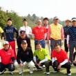 レイクスワンカントリー俱楽部 美祢コースにて初のゴルフコンペを~