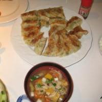 2009年11月15日(日) 夕食(餃子等)