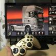 ユーロ トラック シミュレーター2 ETS2 セットアップ完了!
