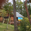 今日のキャンプ(キャンプインフジin忍野村)