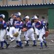 第37回燕ロータリークラブ旗争奪燕市スポーツ少年団野球大会 1日目