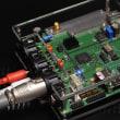 FPGA使用のFMデジタルチューナー