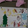 カラー版画  小学2年