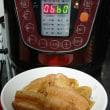 ワンダーシェフの新しい家庭用マイコン電気圧力鍋(OEDA30)鍋で豚の角煮
