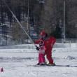 スキーへ〜バカンス中〜