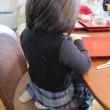 おさがりのスカート