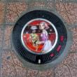 仙台市のマンホール(2) 「吉良吉影」・「杉本鈴美&アーノルド」 ジョジョ展マンホール散策 その2
