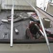 ハイゼットトラックの荷台シートガバーをアレンジした