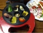 """たこ焼き器で、スペイン料理 """"アヒージョ"""""""